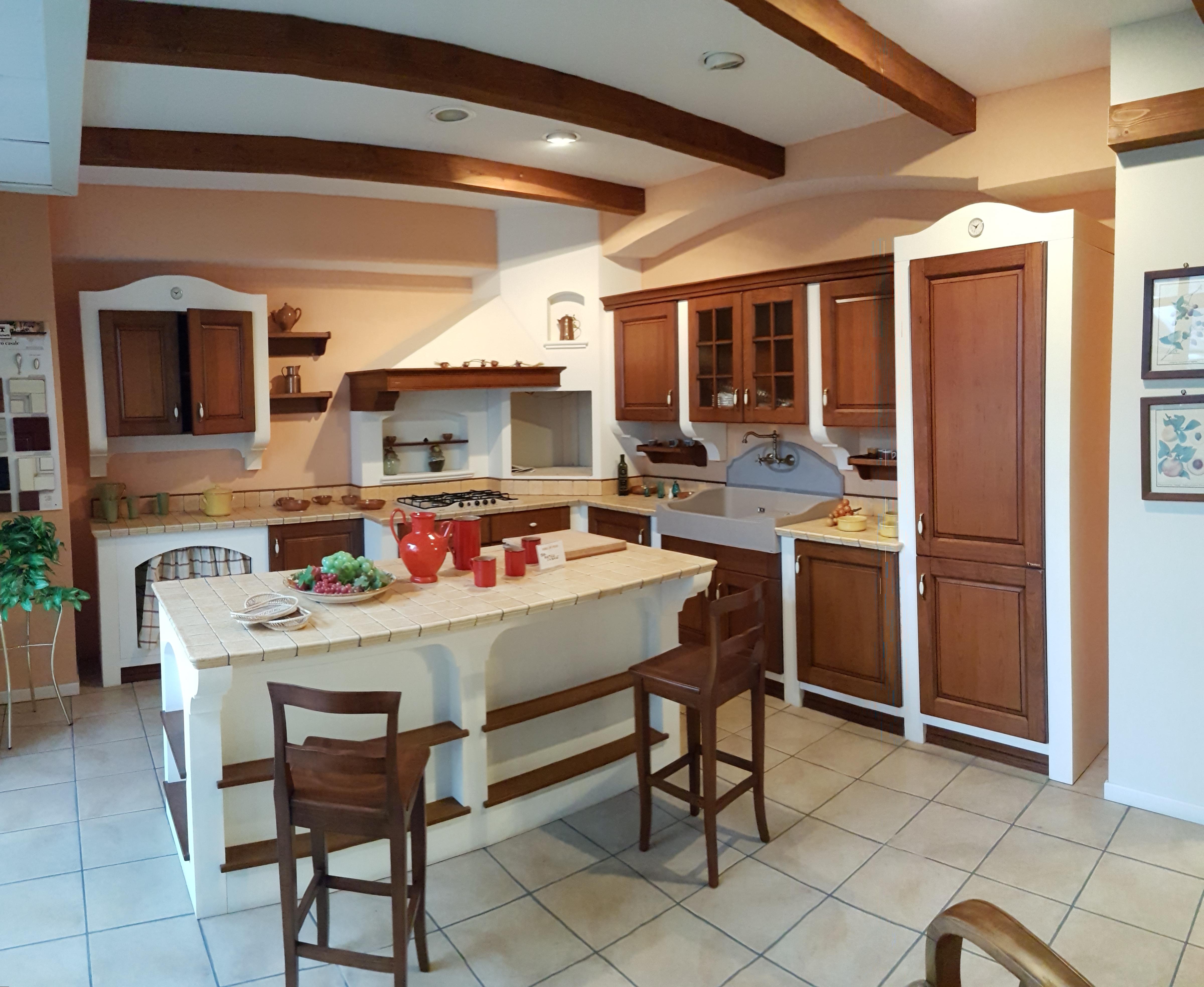 Cucina Torchetti mod. Antico Casale | MOBILI PIZZI
