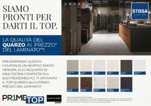 PROMOZIONE PIANO CUCINA STOSA PRIME TOP