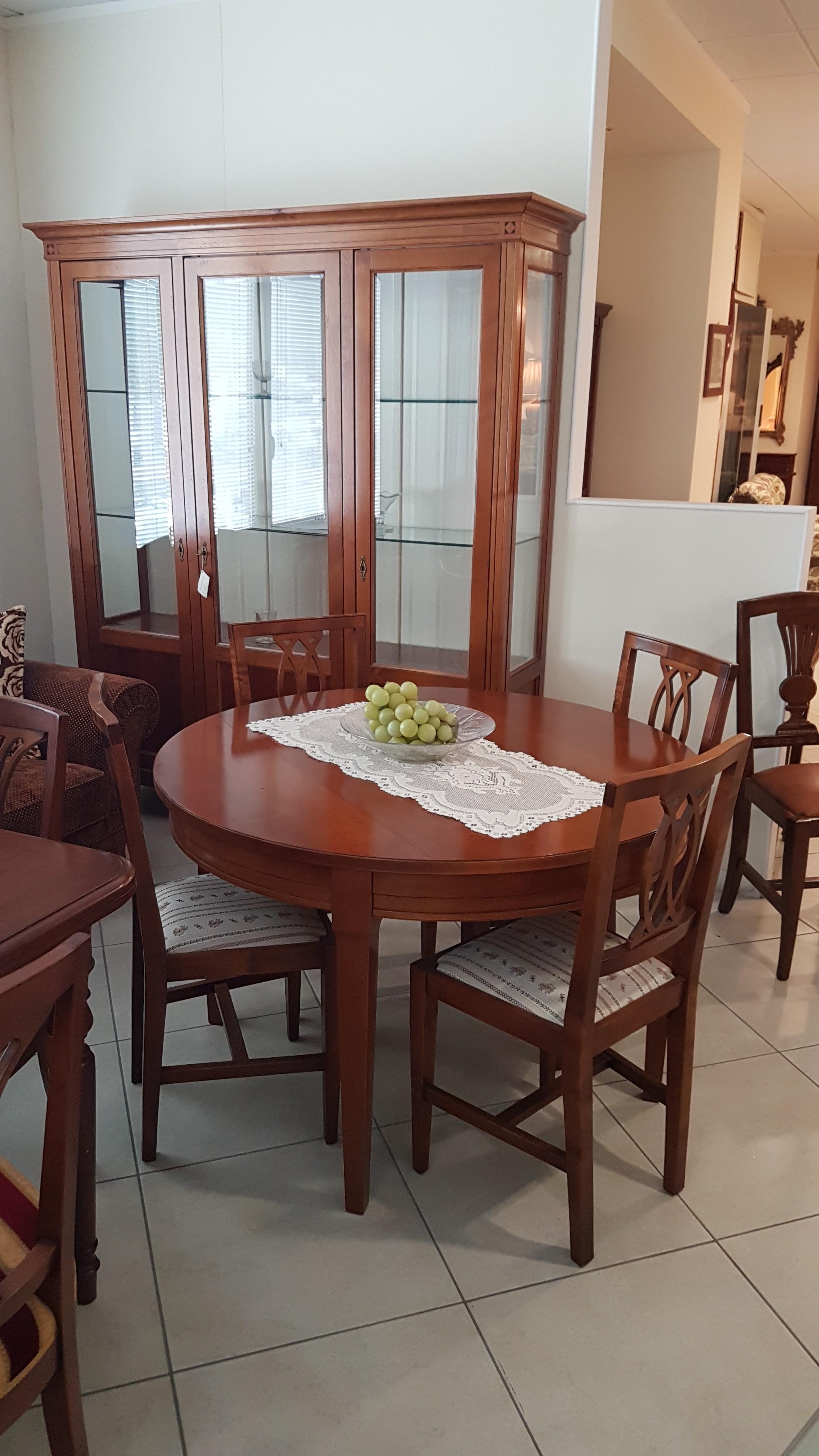 Sala da pranzo classica | MOBILI PIZZI - Negozio Arredo Reggio Calabria